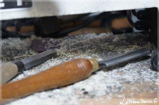 Couteau morta Bretagne