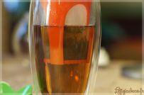 infusion du thé parenthèse café
