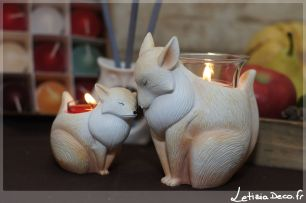 Partylite Bougies Nature 2015