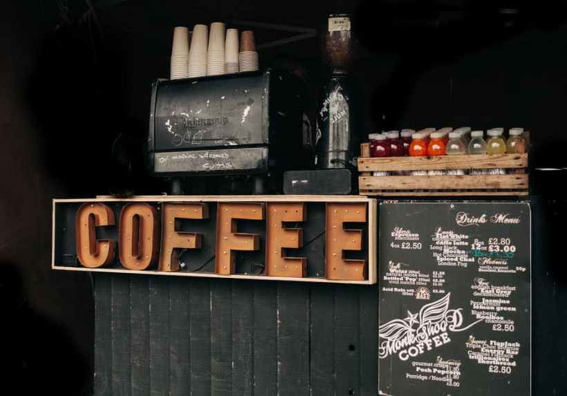 Parenthèse café